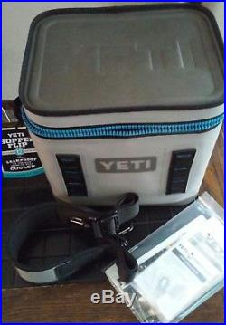 NEW Yeti Hopper Flip 12 Portable Bag Cooler Leakproof 3.2 Gallon Capacity