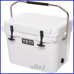 NEW Yeti Roadie 20qt Hard-Side Cooler -(TAN/WHITE) FREE SHIPPING
