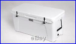 NEW Yeti Tundra 125 Quart WHITE Hard-Side Cooler Ice Chest FAST SHIPPING YT125W