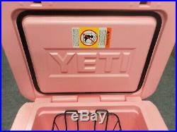 NEW Yeti Tundra 35 PINK Limited Edition PINK Cooler- Includes Tray FREE SHIP