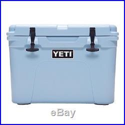 NEW Yeti Tundra 35 Quart Blue Hard-Side Cooler Ice Chest FAST SHIPPING! YT35B