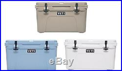 NEW! Yeti Tundra 45 Hard Side Cooler Tan/Blue/White Choose Your Color