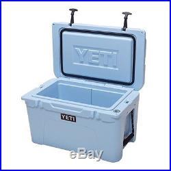 NEW Yeti Tundra 45 Quart Blue Hard-Side Cooler Ice Chest FAST SHIPPING! YT45B