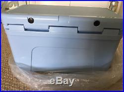 NEW Yeti Tundra 45 Quart Blue Hard-Side Cooler Ice Chest YT45B
