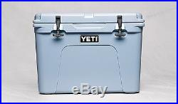 NEW Yeti Tundra 50 Quart BLUE Hard-Side Cooler Ice Chest FAST SHIPPING! YT50B