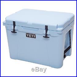 NEW! Yeti Tundra 50 Quart Hard Side Cooler Ice BLUE Color