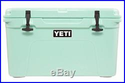 NEW Yeti Tundra 65 Quart Seafoam Green Hard-Side Cooler