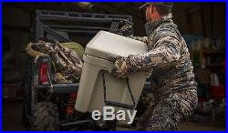 NEW Yeti Tundra 75 Quart TAN Hard-Side Cooler Ice Chest YT75T! AUCTION