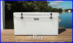 NEW Yeti Tundra 75 Quart White Hard-Side Cooler Ice Chest YT75W! AUCTION
