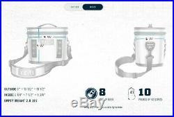 NEW Yeti hopper flip 8 cooler Charcoal Gray + Free Shipping