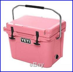 NIB Factory Sealed Yeti Roadie Pink Cooler PINK Limited Edition Free Hat Rare