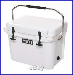 NIB YETI 20 QT. Roadie COOLER WHITE New in the YETI Box Free Shipping