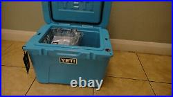NOS Retired YETI Tundra 35 Cooler Reef Blue New Old Stock Mullards