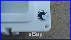 NWT Coors Yeti Tundra 45 Quart Cooler White