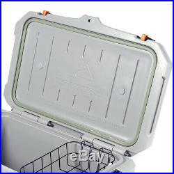 NWT Ozark Trail 73-Quart High-Performance Grey Cooler 69-85129-00-06 Yeti Alter