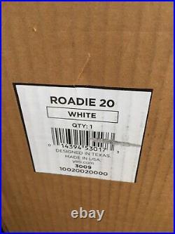 NWT Yeti Roadie 20 Hard Cooler White (Still Sealed in Original Box)