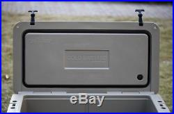New COLD BASTARD PRO SERIES ICE CHEST BOX COOLER YETI QUALITY Free s&h 75L TAN