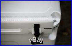 New COLD BASTARD PRO SERIES ICE CHEST BOX COOLER YETI QUALITY Free s&h 75L WHITE