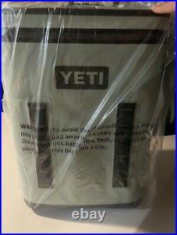 New NO LONGER SOLD YETI Hopper Backflip 24 Cooler Backpack Sagebrush