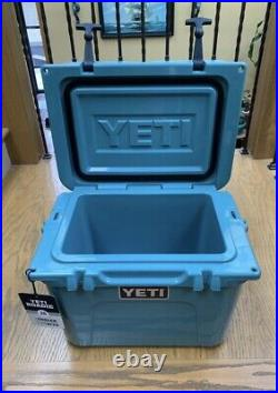 New With Tags yeti roadie 20 cooler In River Green