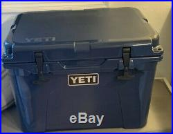 New Without Tags Yeti 35 Tundra Cooler Navy Blue Sold Out