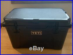 New Without Tags Yeti 45 Tundra Cooler Navy Blue Sold Out