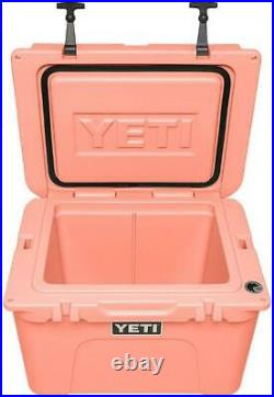 New Yeti 35 Tundra Cooler Coral -new In Box