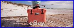 New Yeti Roadie Limited Edition Color Coral Cooler Brand New 20 Qt