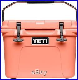 New Yeti Roadie Limited Edition Color Coral Cooler Brand New In Box