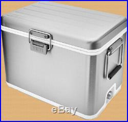 New in Box! Yeti V Series 55 Stainless Steel Hard Cooler