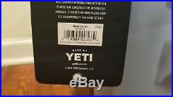 New open box Genuine-Yeti 20 quart Roadie Cooler Ice Chest BLUE Free Shipping