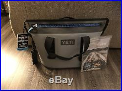 New with tags YETI Hopper Two 20 Soft Cooler