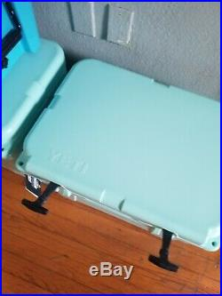 Nib Yeti Cooler Tundra 35 Limited Edition Seafoam Green Sold Out New In Box
