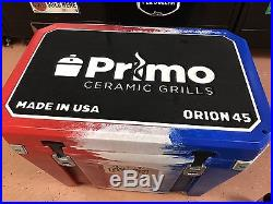 Orion Cooler New Prototype Better Than Yeti Orca Grizzly One Off Design withacc's