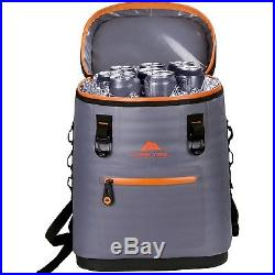 Ozark Trail Backpack Cooler Icebox Soft Side Outdoor Yeti Killer Hopper Rtic
