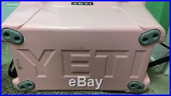 PINK Limited Edition Breast Cancer YETI Tundra 45 Cooler