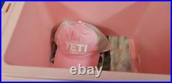 Pink YETI Roadie 20 cooler DISCONTINUED STYLE & COLOR NEW IN BOX