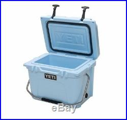 Powder Blue YETI Roadie 20 Quart Hard-Side Cooler Ice Chest