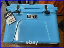 RARE YETI Tundra 35 Cooler Reef Blue New with Tags