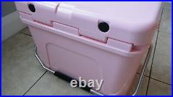 Rare YETI Roadie 20 Cooler Limited LE Harbor PINK Original Release