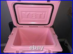 Rare Yeti Roadie 20 Cooler Limited Edition Pink