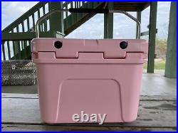 Rare Yeti Roadie Cooler Limited Edition Pink