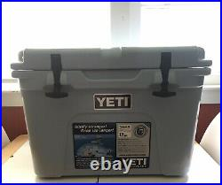 Rare Yeti Tundra 35 Discontinued Ice Blue Carolina Blue Cooler With Tray