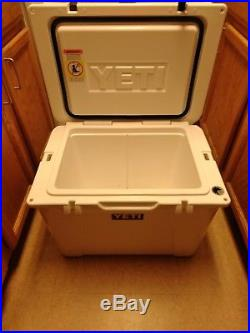 RelistedYeti Tundra 50 Cooler 50qt White. Great Price