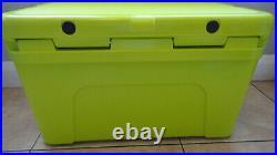Retired YETI Tundra 45 Chartreuse Cooler Neon Yellow