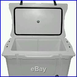 SALE! Frostbite Cooler 48QT GREY warranty 5years Free Ship L28W16.25H16.5