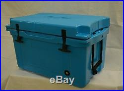 SALEFrostbite Cooler 48QT OCEAN BLUE 5year Free Ship L28W16.25H16.5