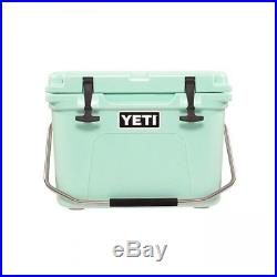 SEAFOAM YETI Roadie 20 Limited Edition Sea Foam Cooler NIB