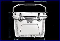 SEAFOAM YETI Roadie 20 Limited Edition Sea Foam Green Cooler Discontinued