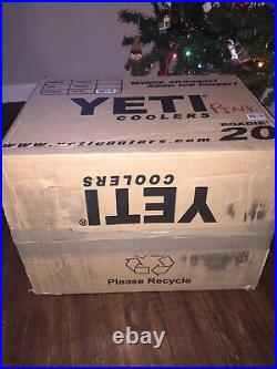 SEALED BOX Limited Edition YETI Roadie 20 LE PINK Hard Cooler BRAND NEW